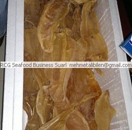 dried corvina air bladders